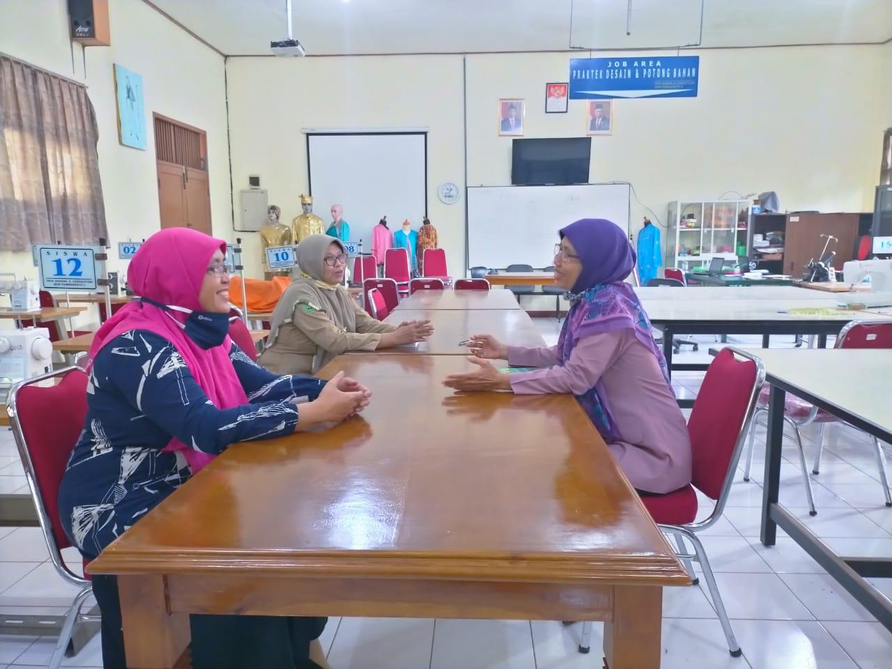 Kunjungan Tim Penilitian Balitbang Semarang di MAN 2 Banyumas