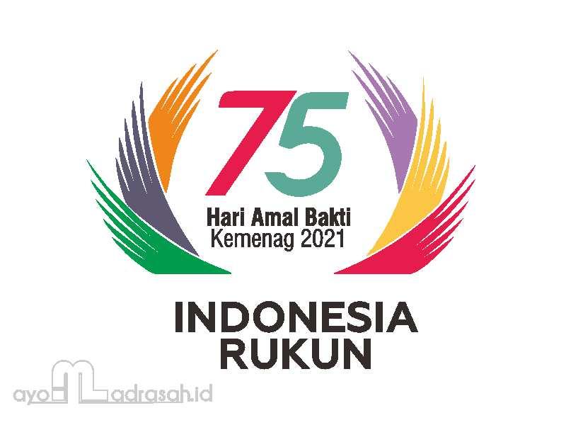 Upacara Peringatan Hari Amal Bakti Kementerian Agama Republik Indonesia Ke-75 MAN 2 Banyumas di Masa Pandemi Berlangsung Khidmat